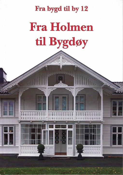 Fra Holmen til Bygdøy