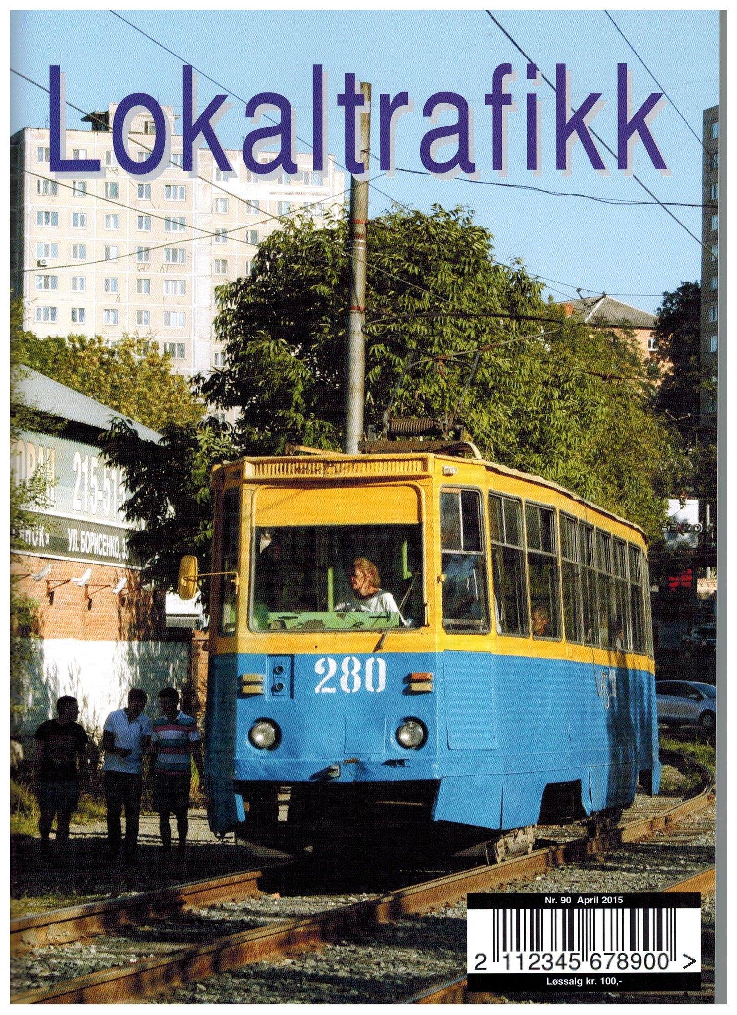 Lokaltrafikk #090