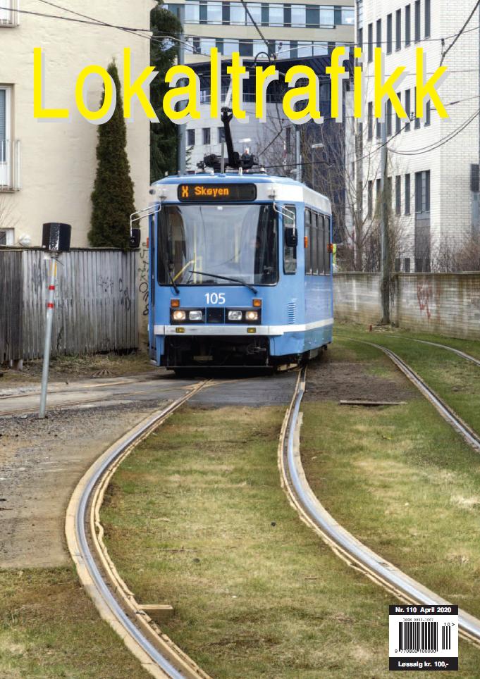Lokaltrafikk #110