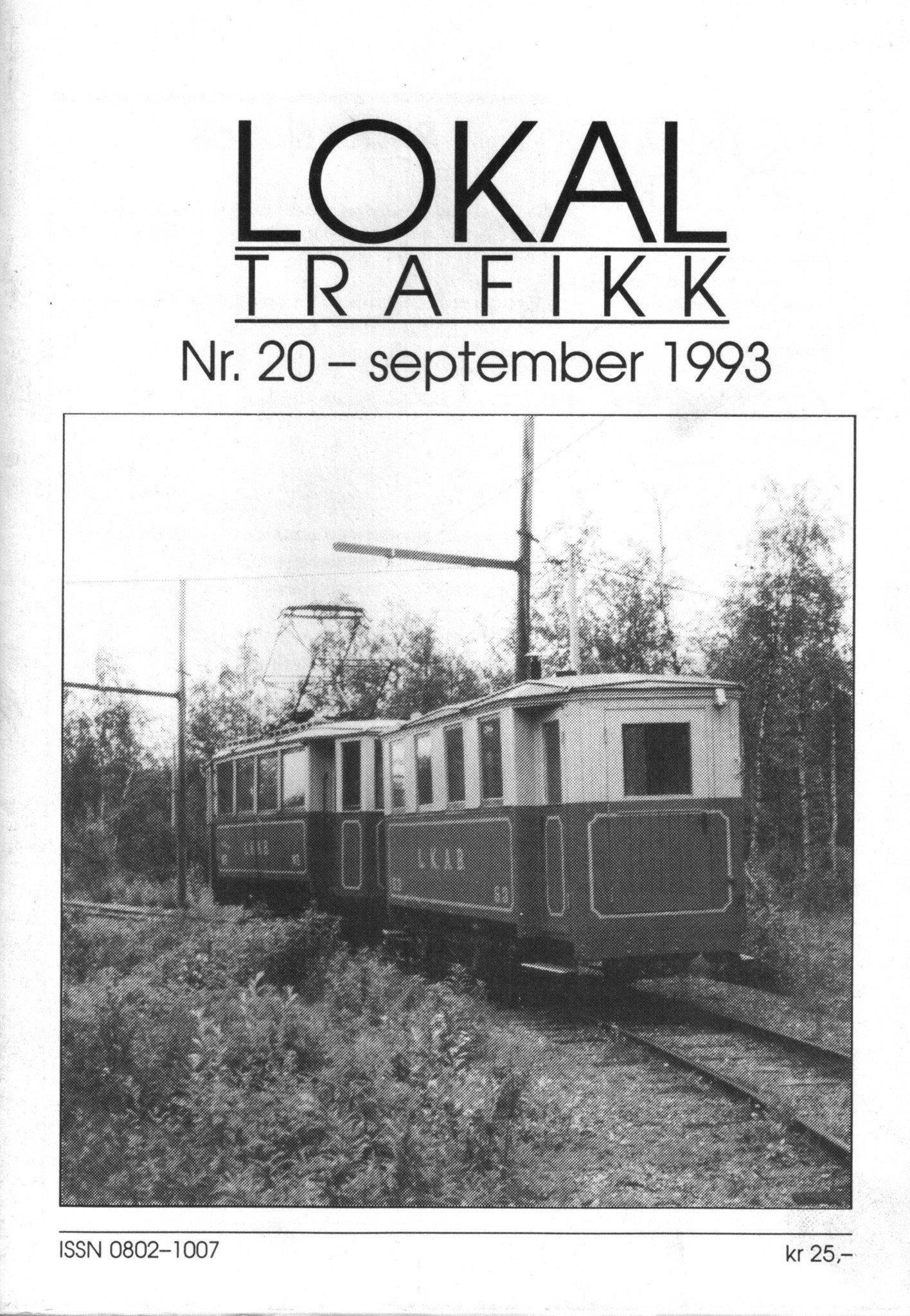 Lokaltrafikk #020