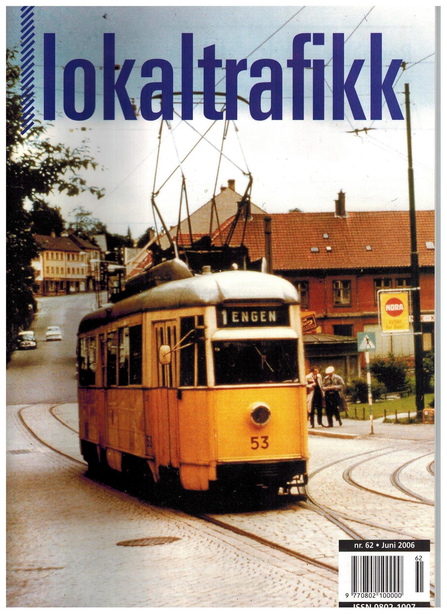 Lokaltrafikk #062