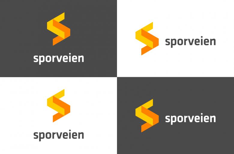 Klistremerke Sporveien logo ny