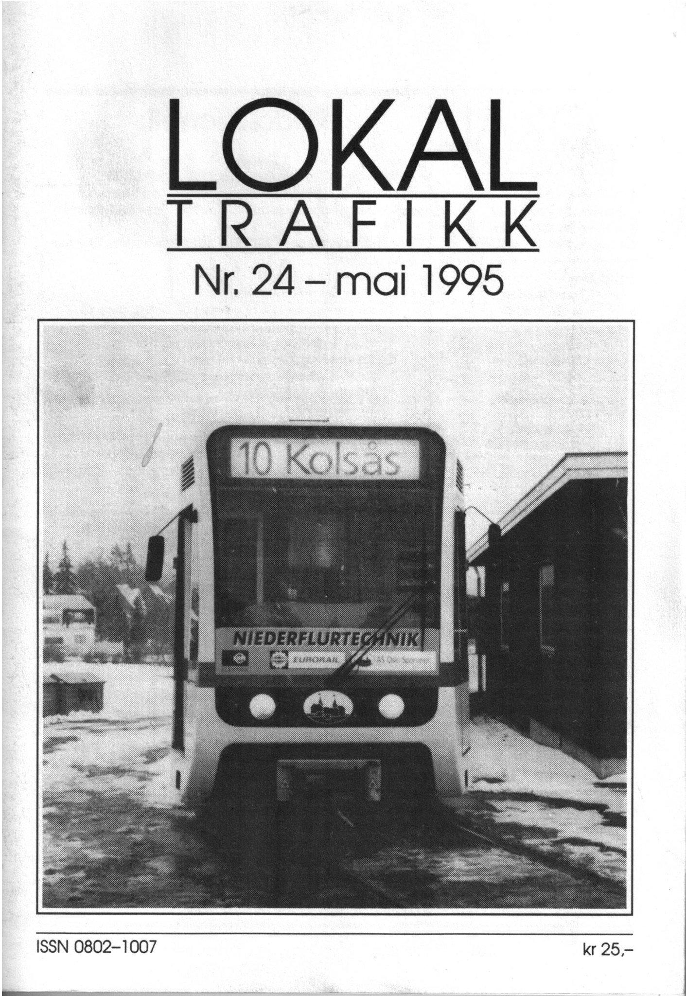 Lokaltrafikk #024