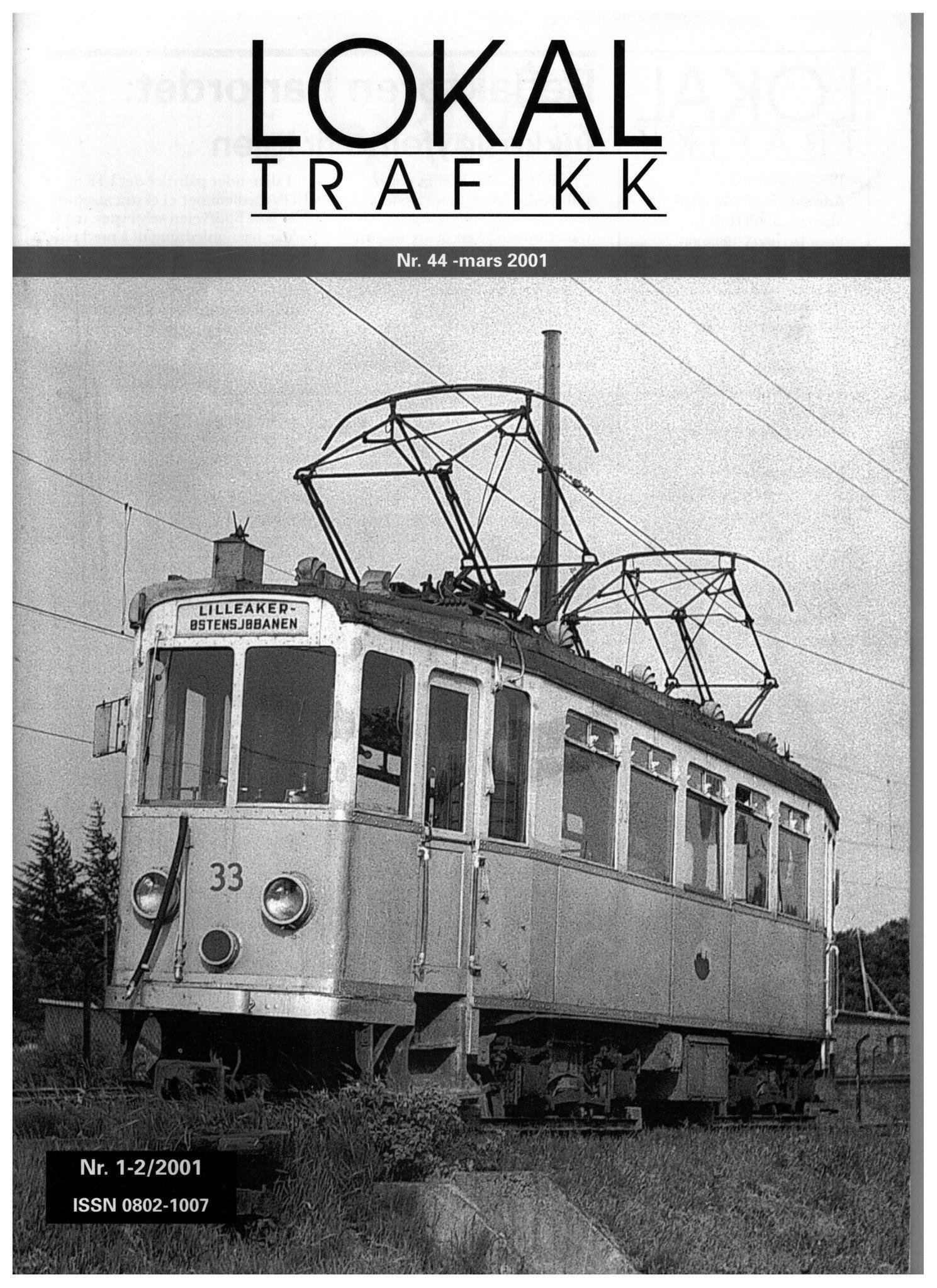Lokaltrafikk #044
