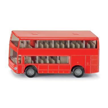 SIKU Buss Dobbeldekker (liten)