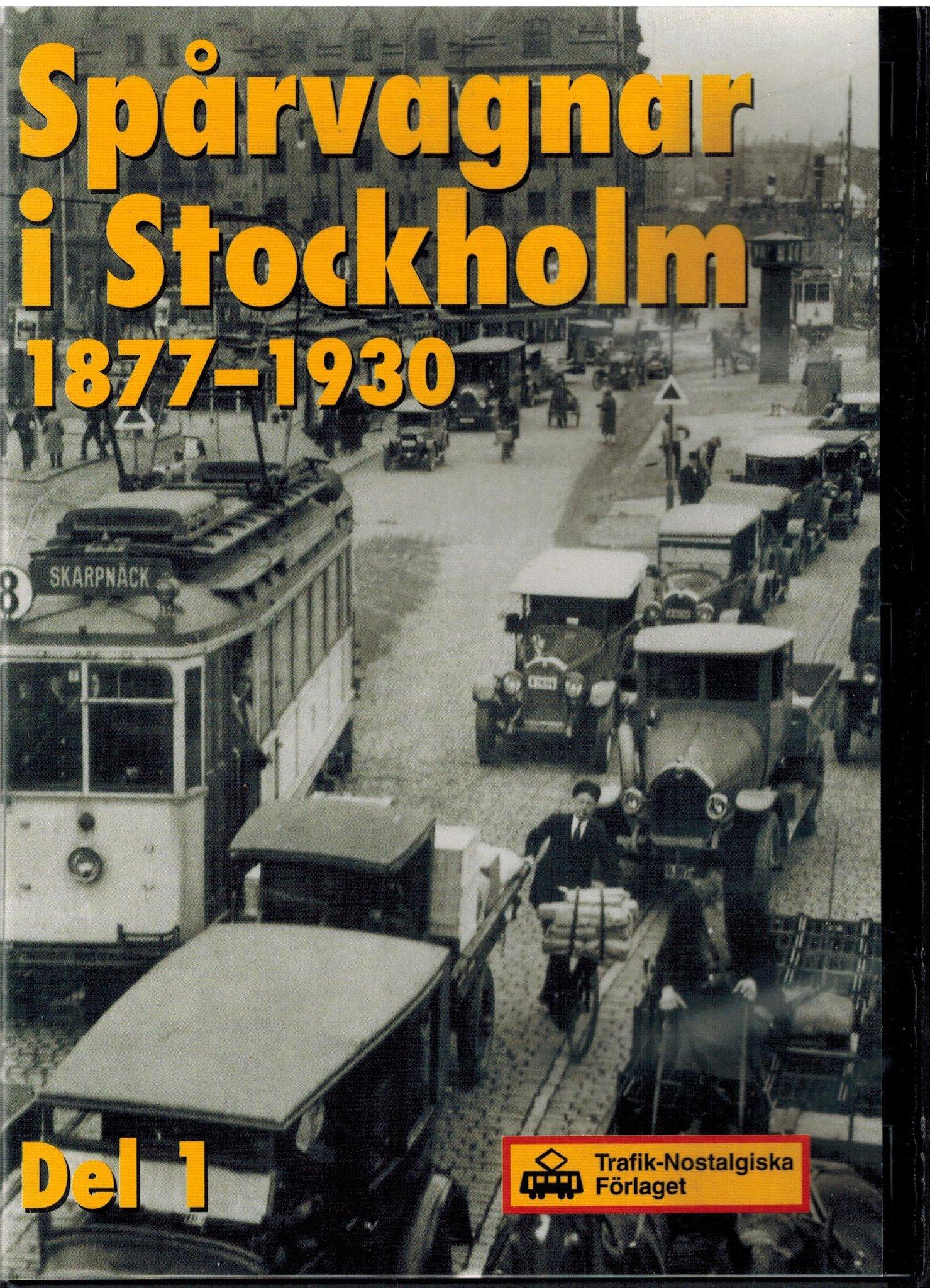 Spårvagnar i Stockholm