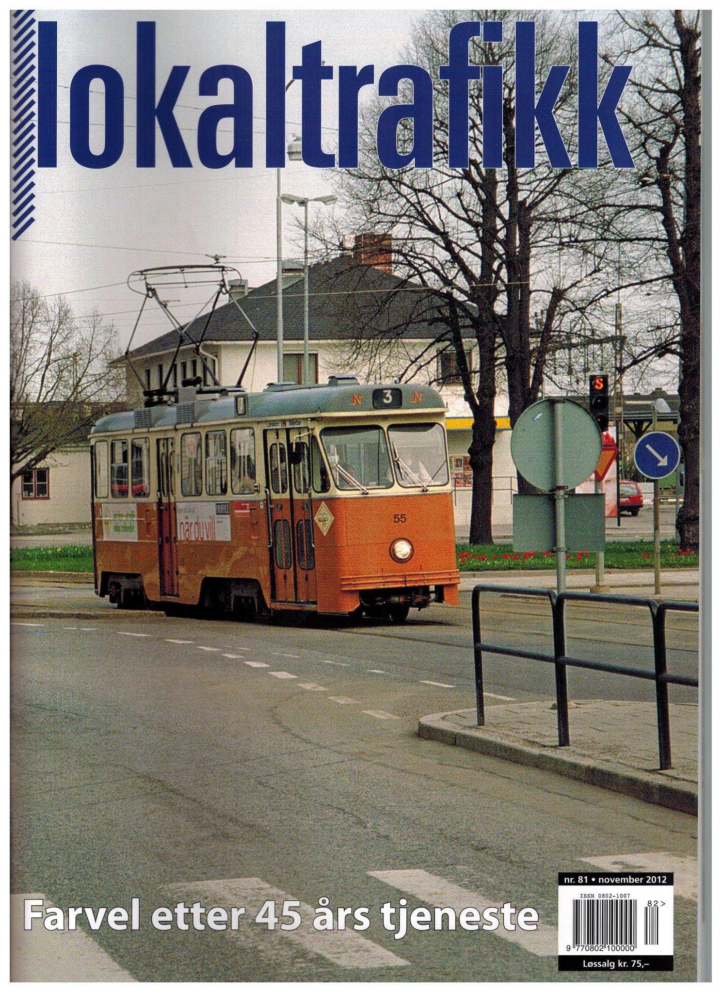 Lokaltrafikk #081