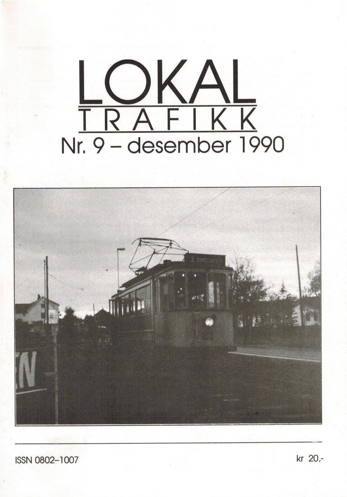 Lokaltrafikk #009