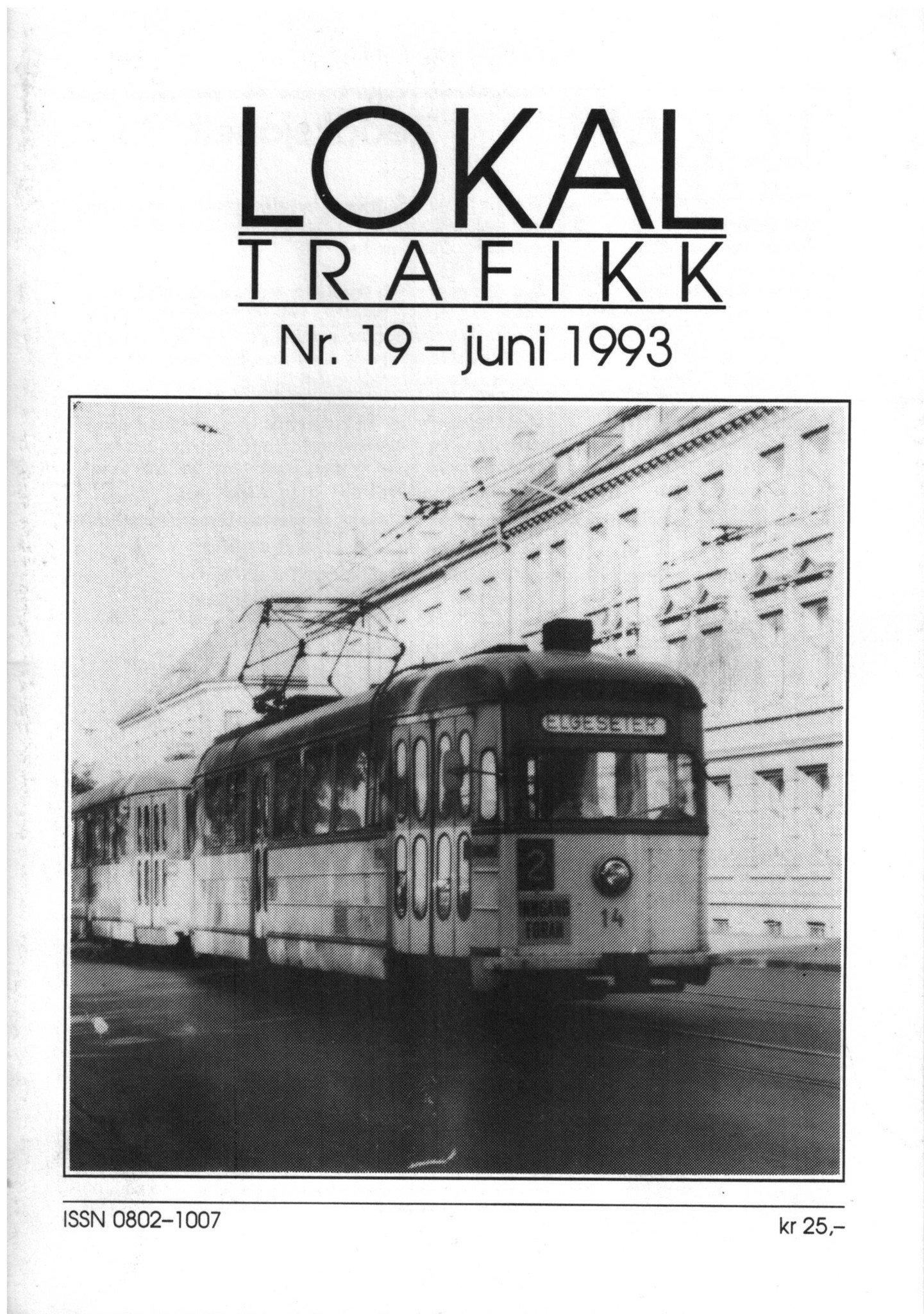 Lokaltrafikk #019