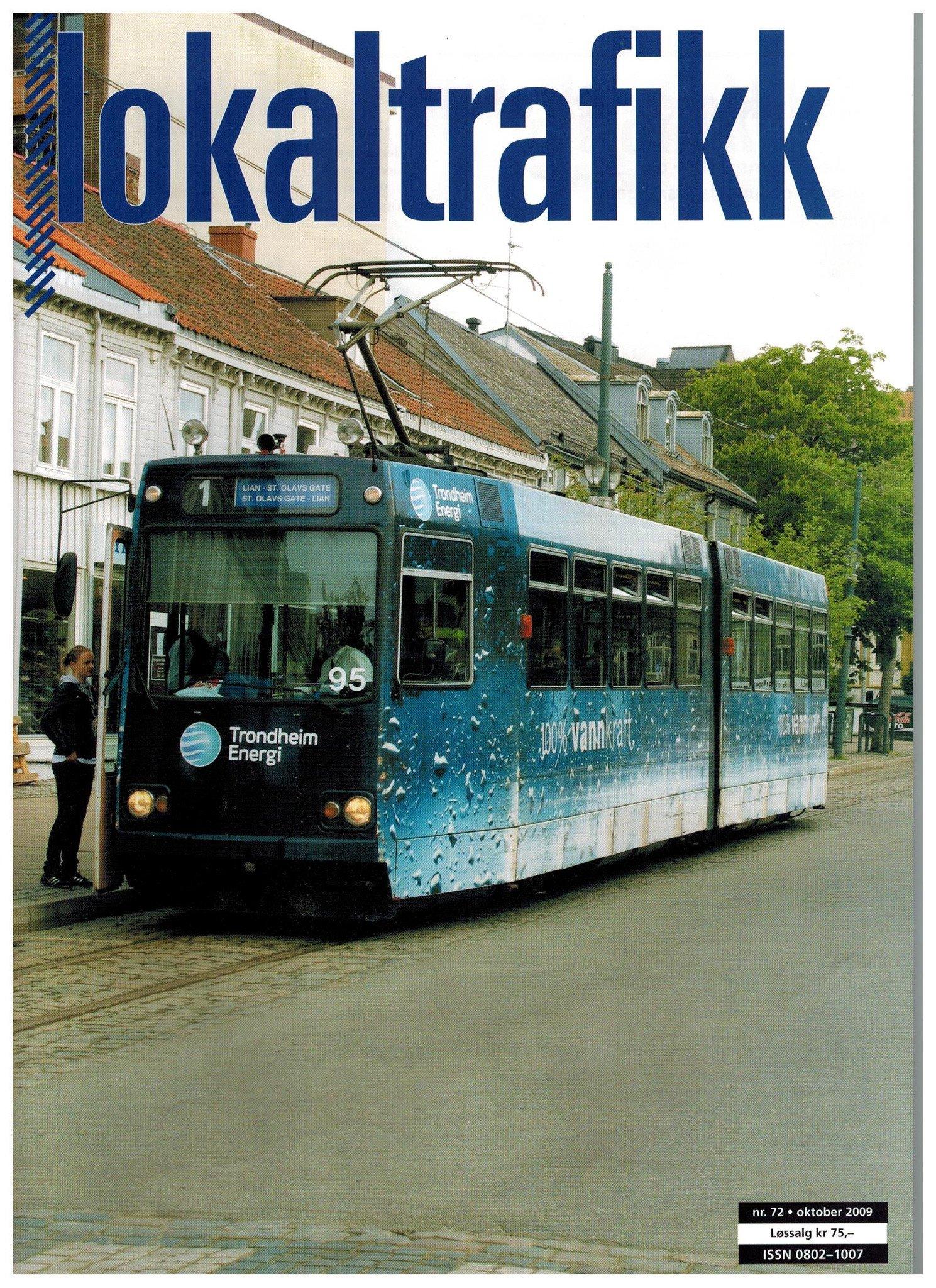 Lokaltrafikk #072