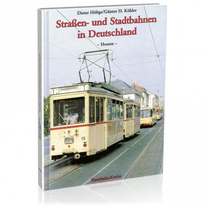 Straßen- und Stadtbahnen in Deutschland: Hessen