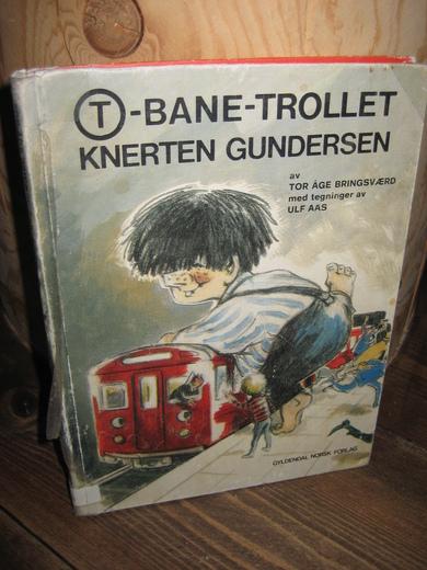 T-bane-trollet Knerten Gundersen