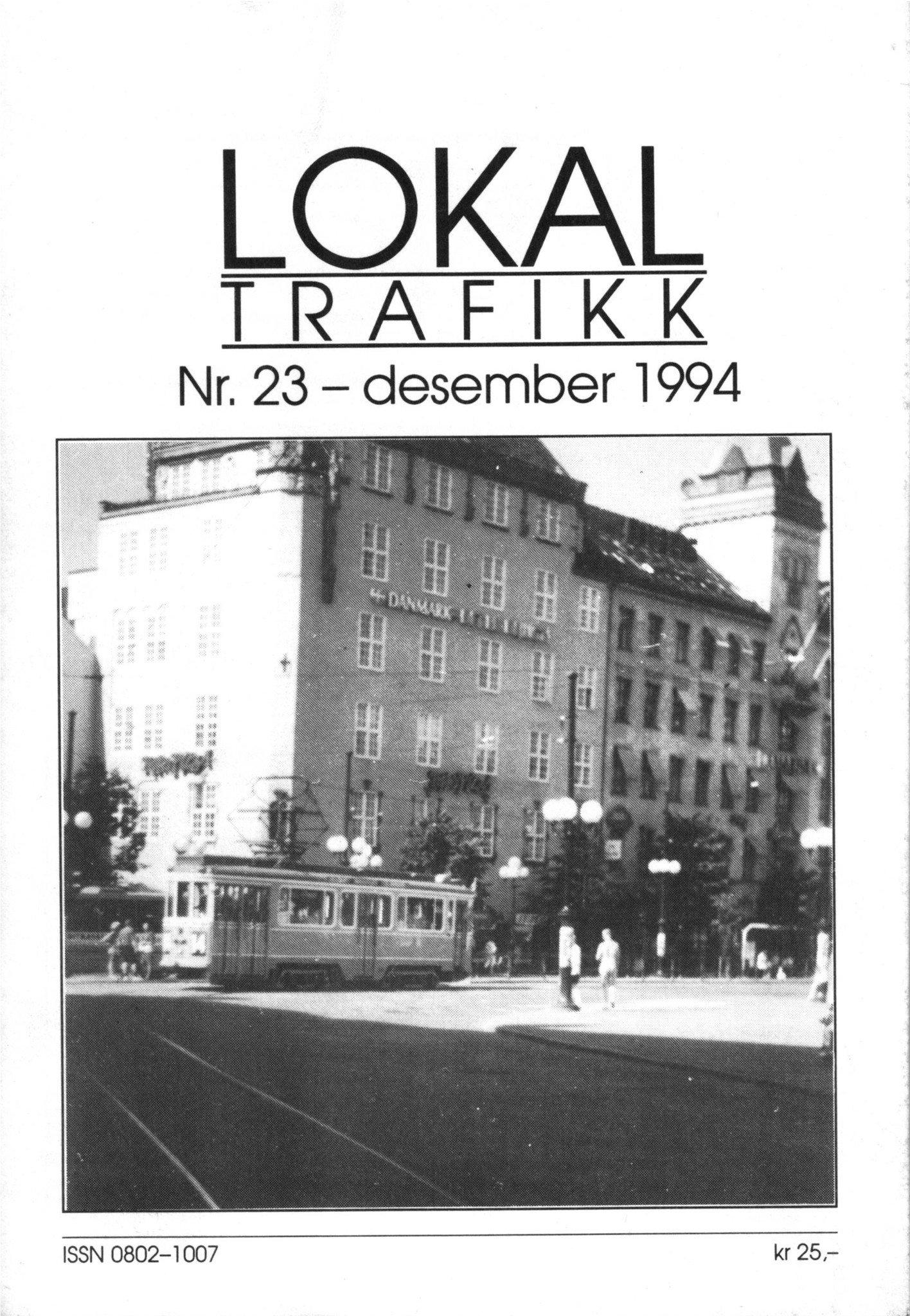 Lokaltrafikk #023