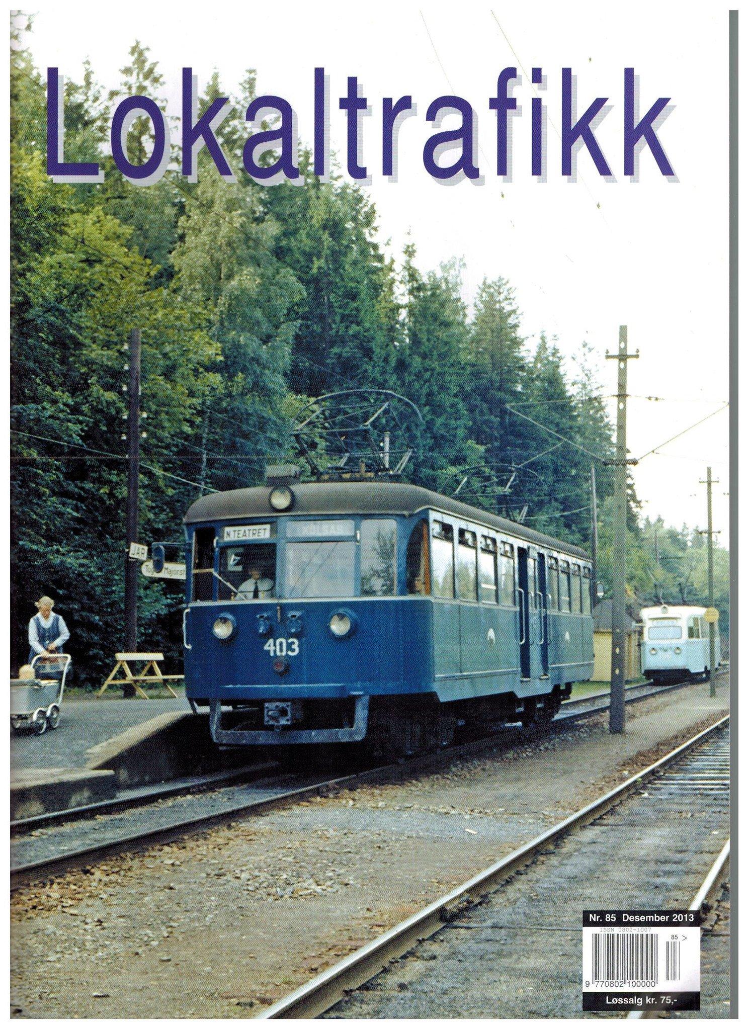 Lokaltrafikk #085