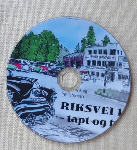 Riksvei 1 - Tapt og funnet (DVD)