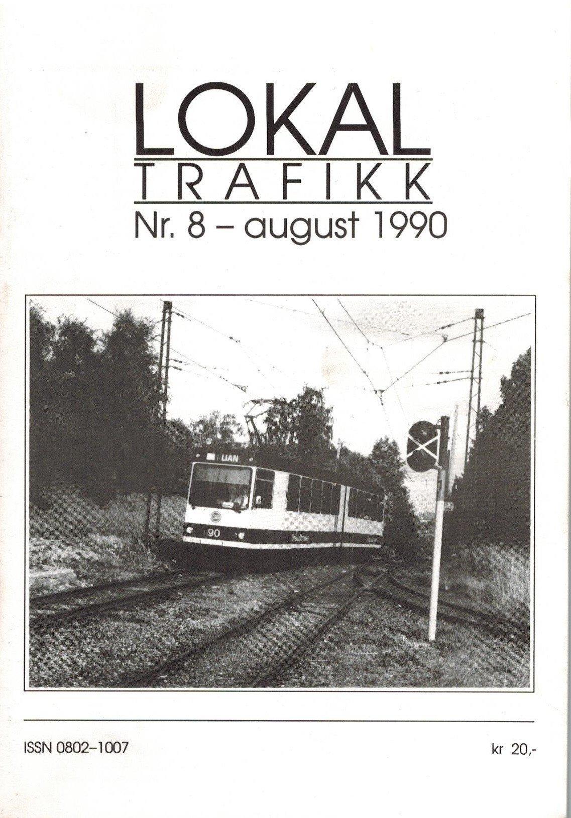 Lokaltrafikk #008
