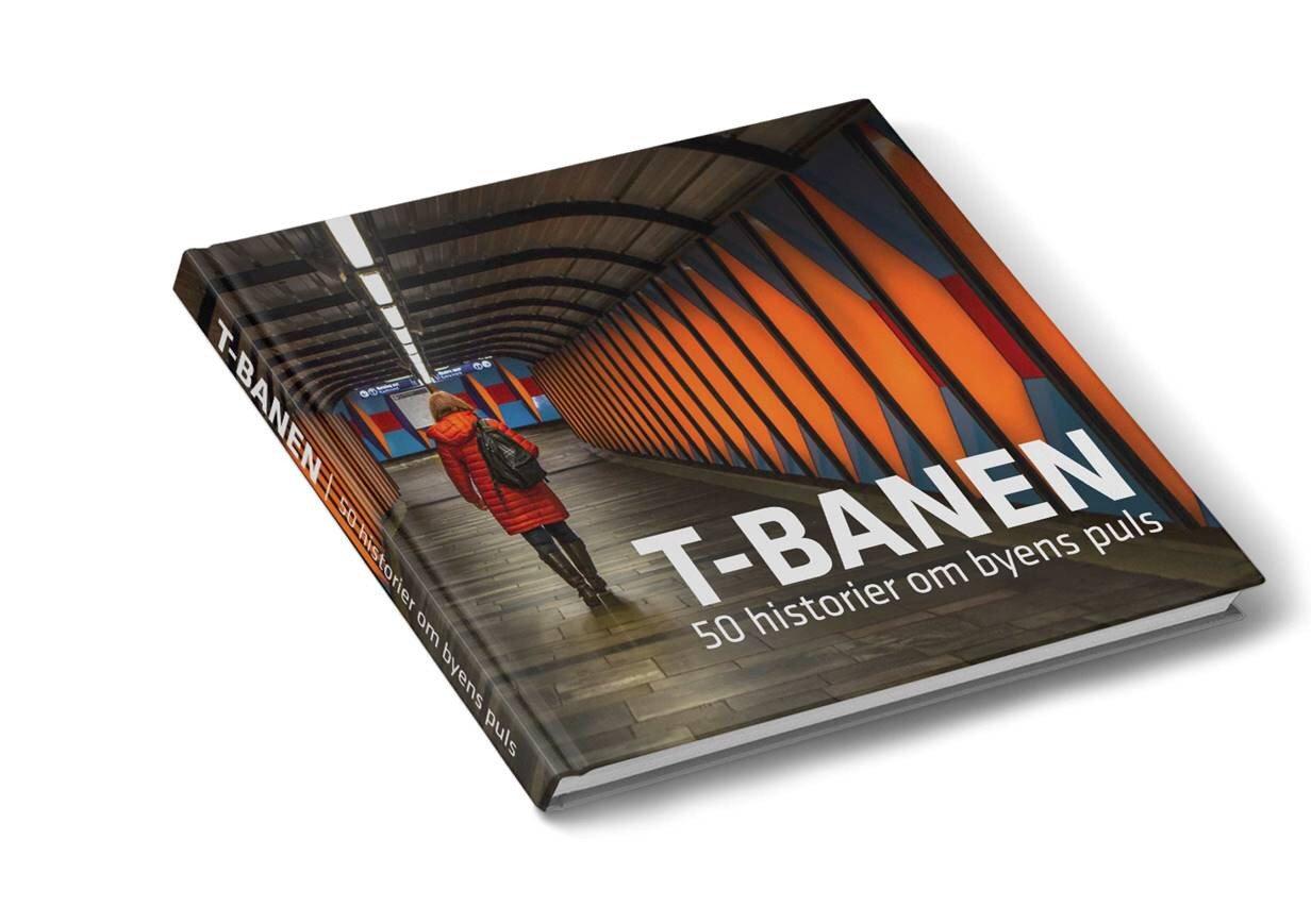T-banen - 50 historier om byens puls