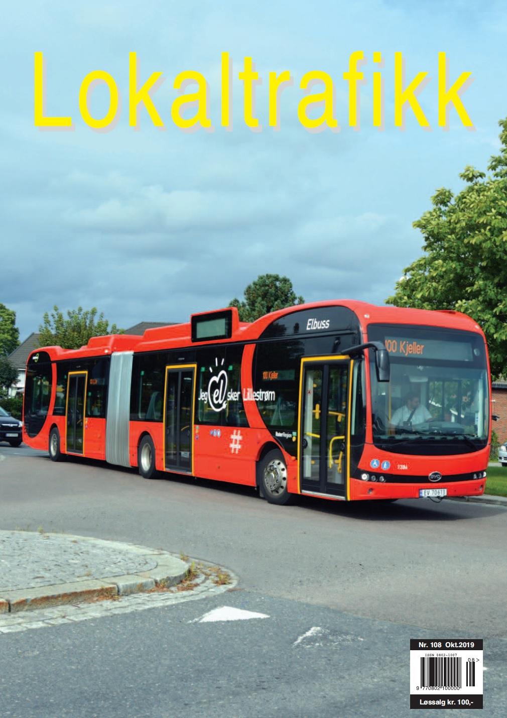 Lokaltrafikk #108