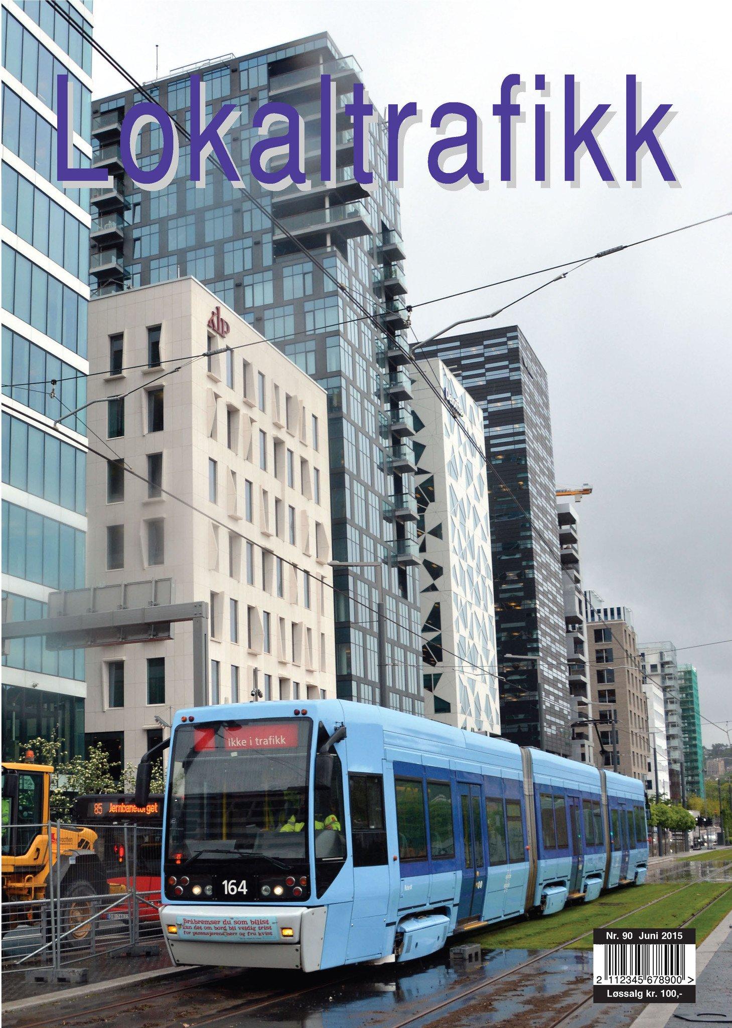 Lokaltrafikk #091