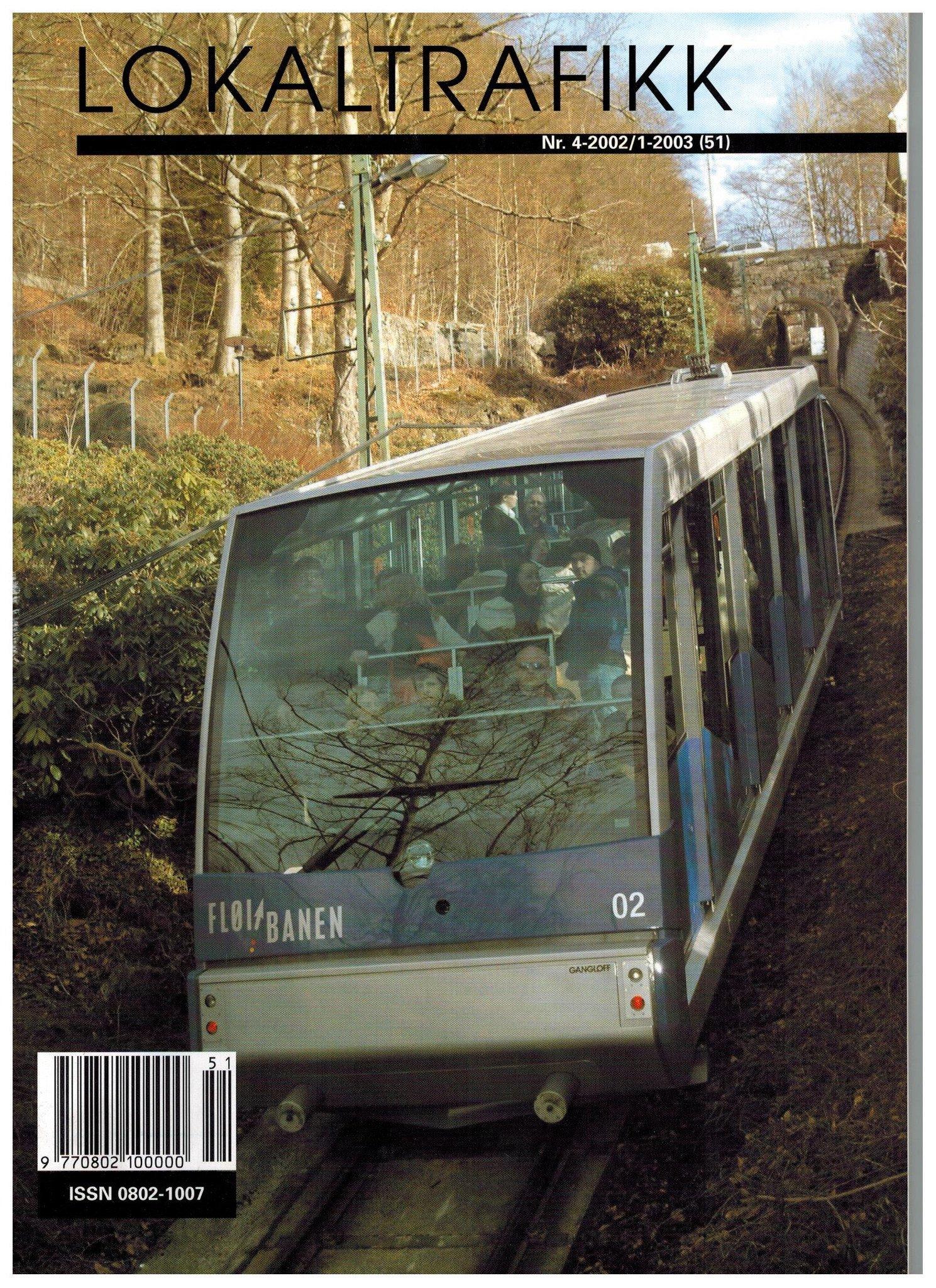 Lokaltrafikk #051
