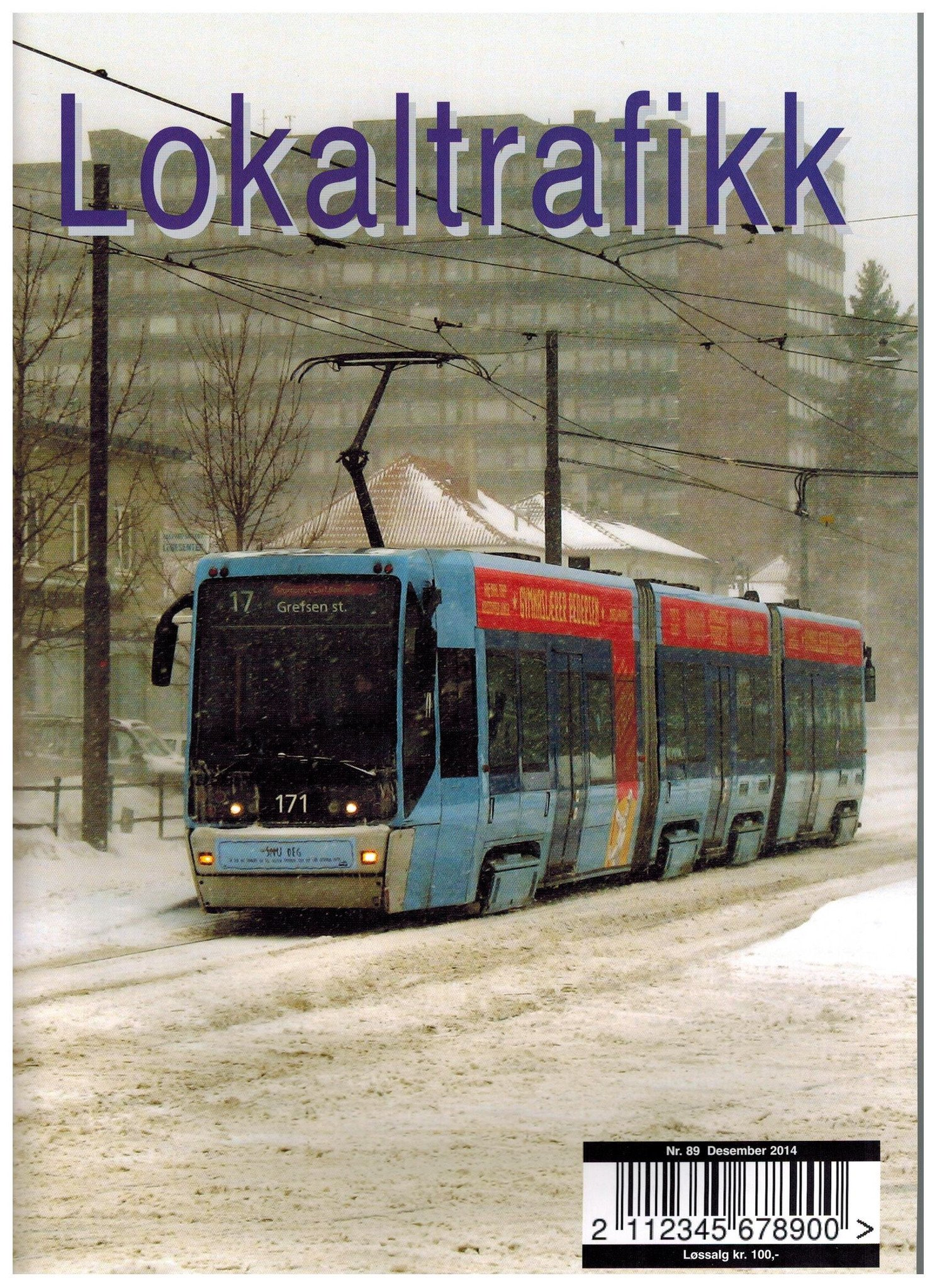 Lokaltrafikk #089