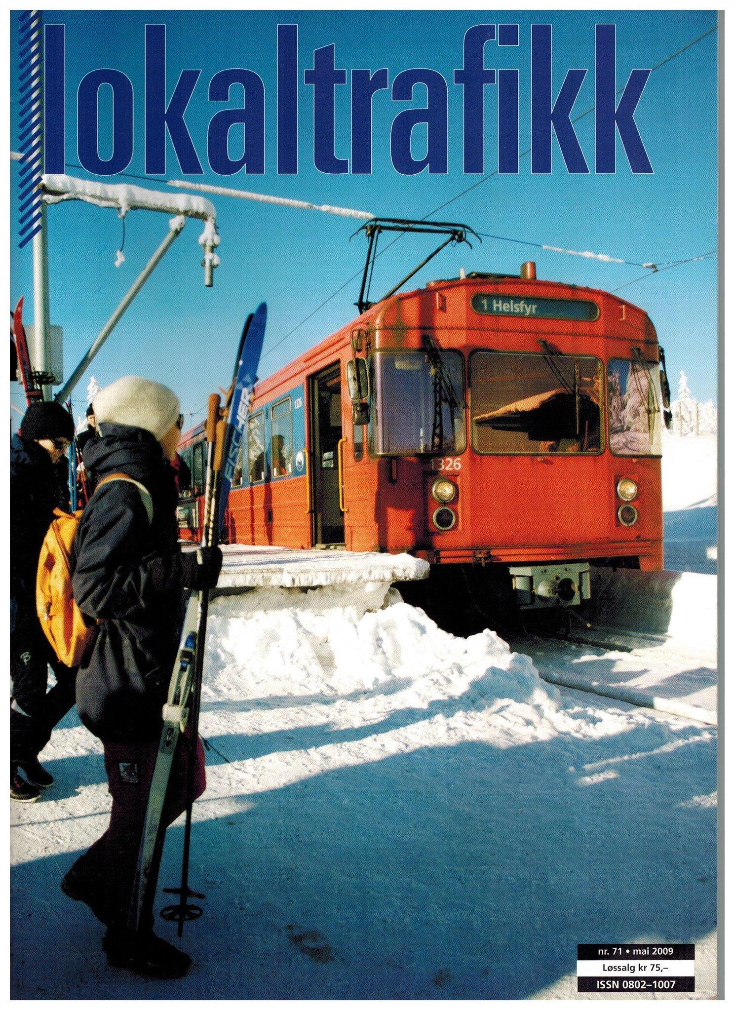 Lokaltrafikk #071