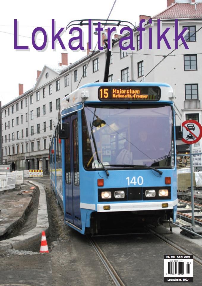 Lokaltrafikk #106