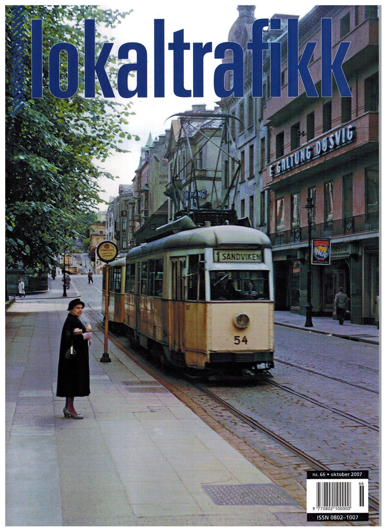 Lokaltrafikk #066