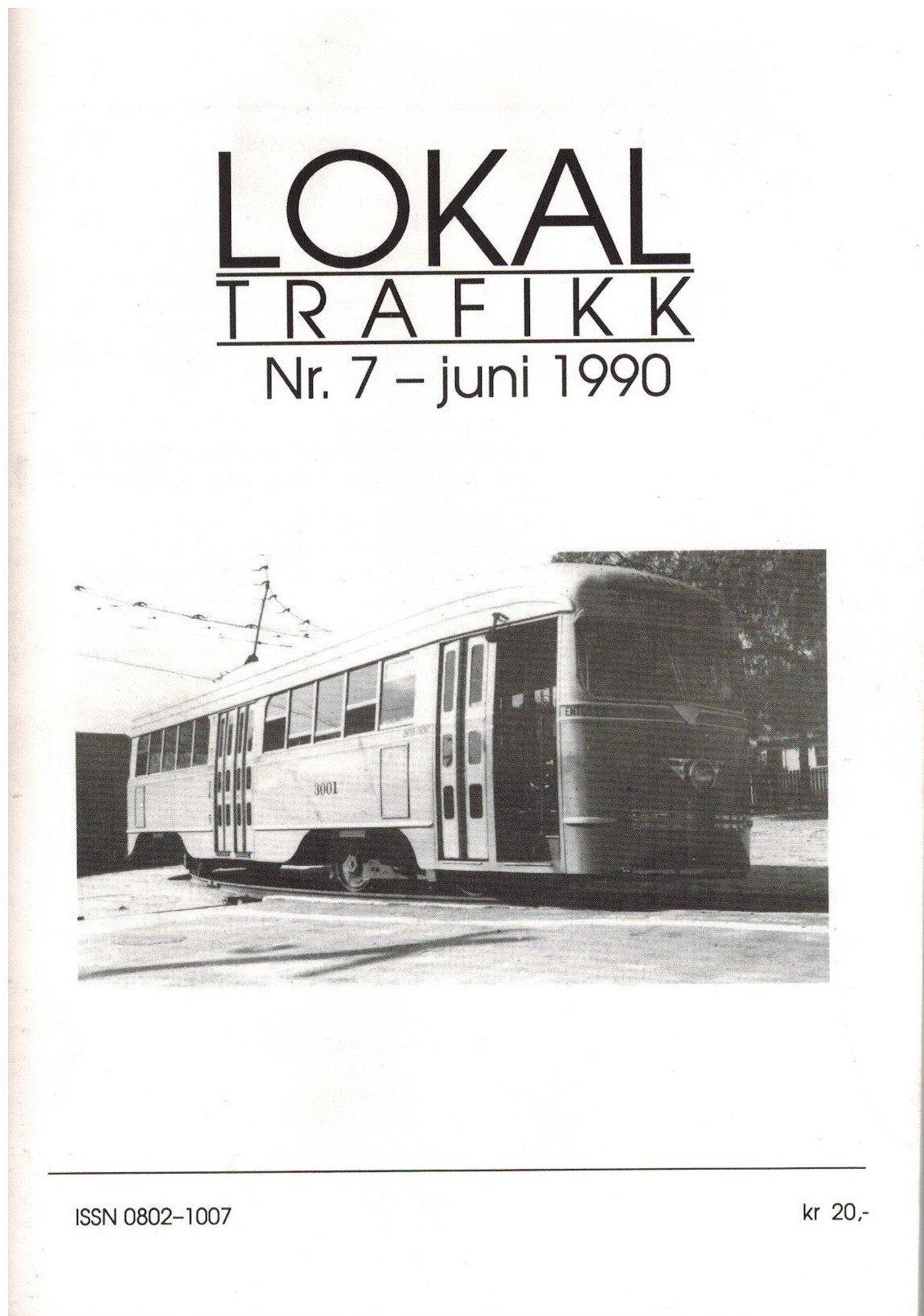 Lokaltrafikk #007