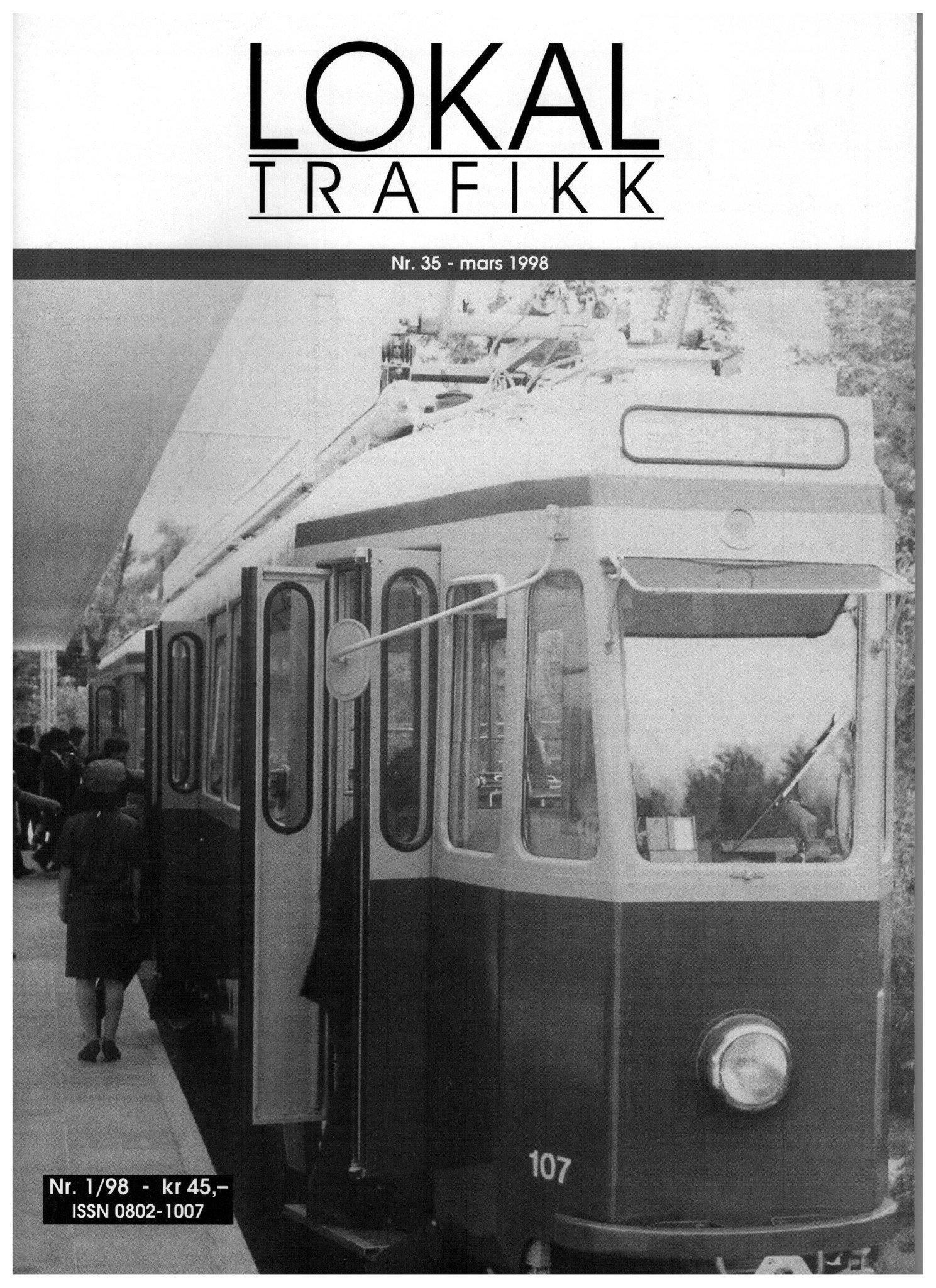 Lokaltrafikk #035