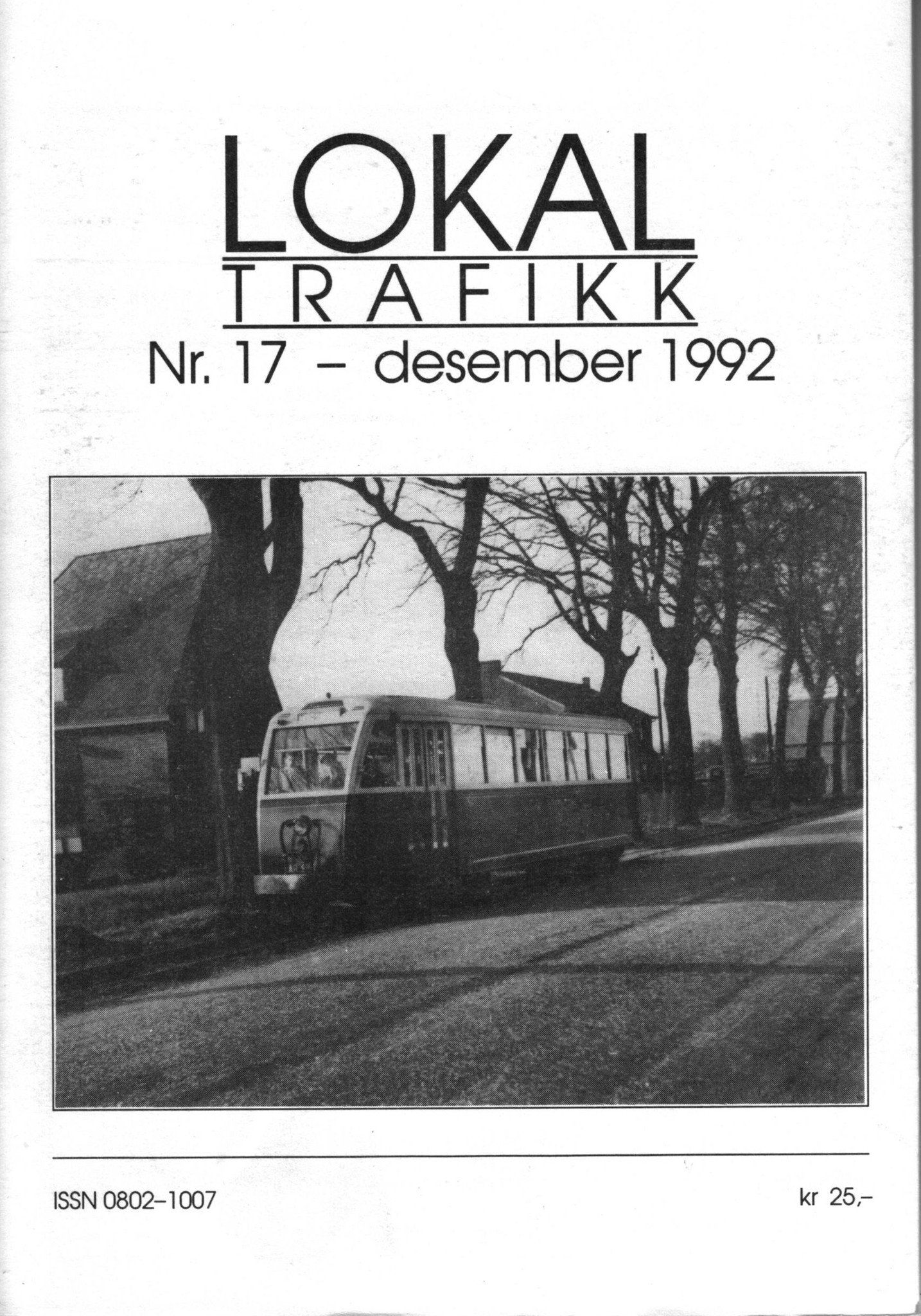 Lokaltrafikk #017