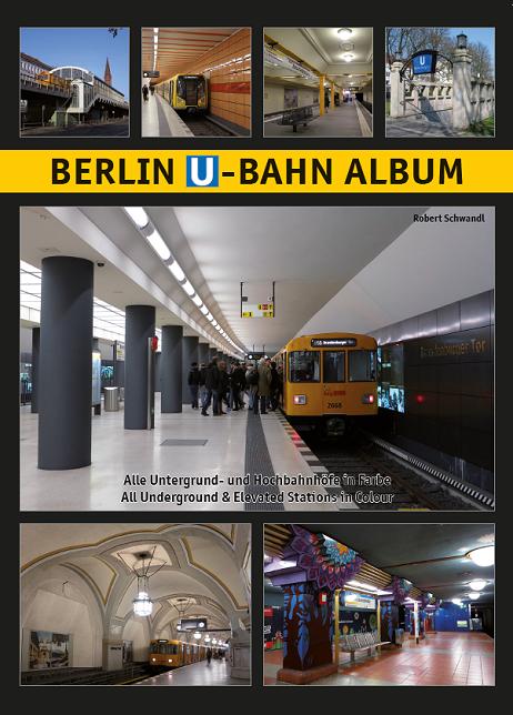 Berlin U-Bahn Album