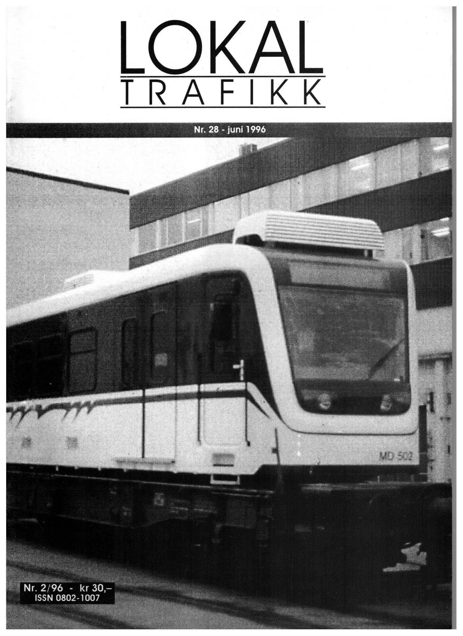 Lokaltrafikk #028