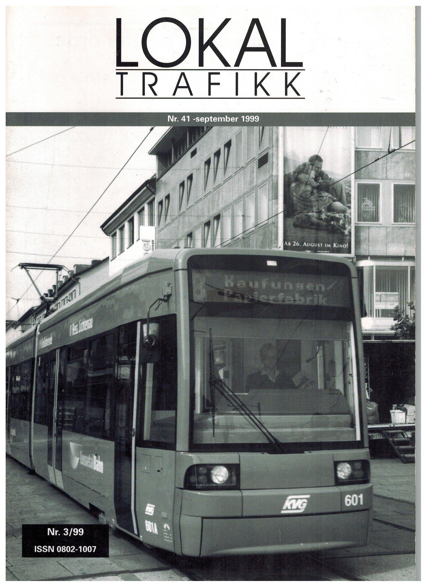 Lokaltrafikk #041