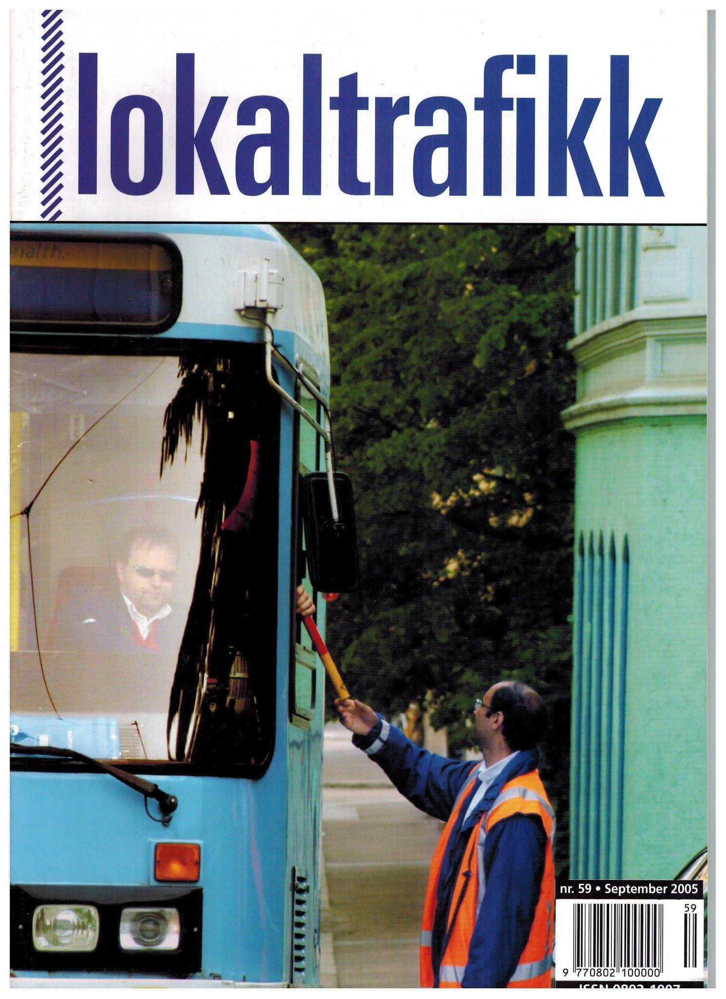Lokaltrafikk #059