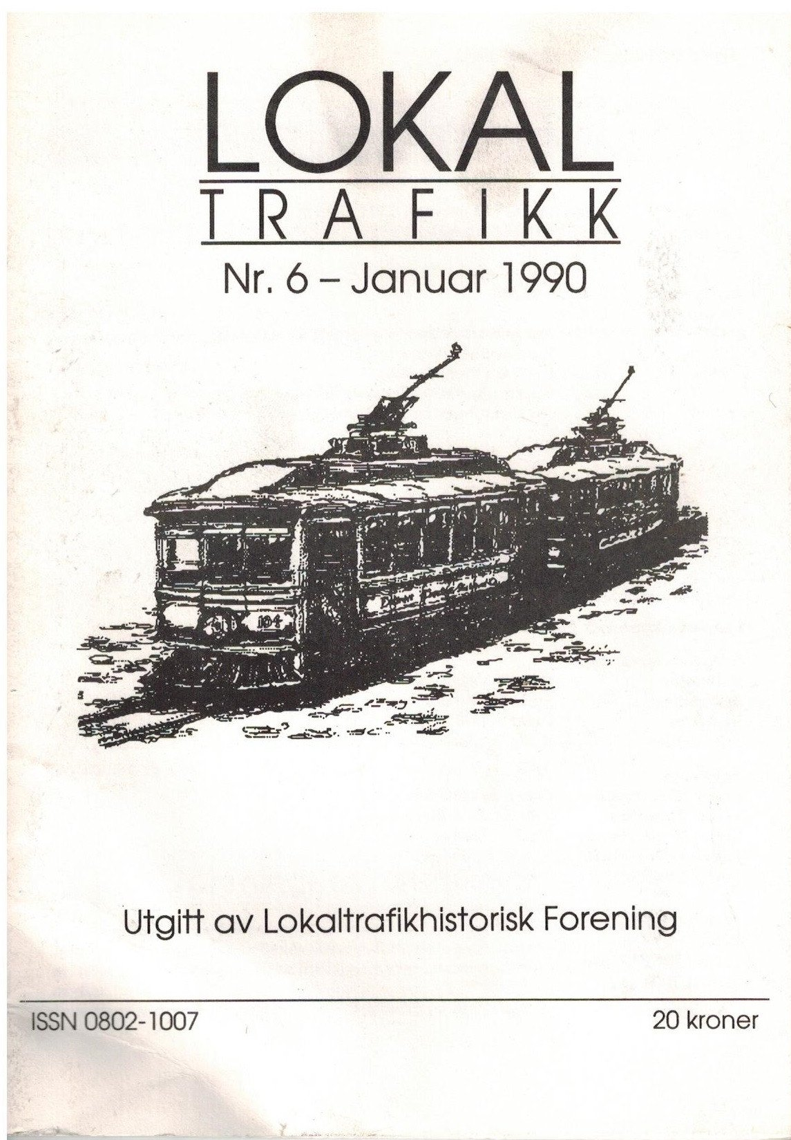 Lokaltrafikk #006