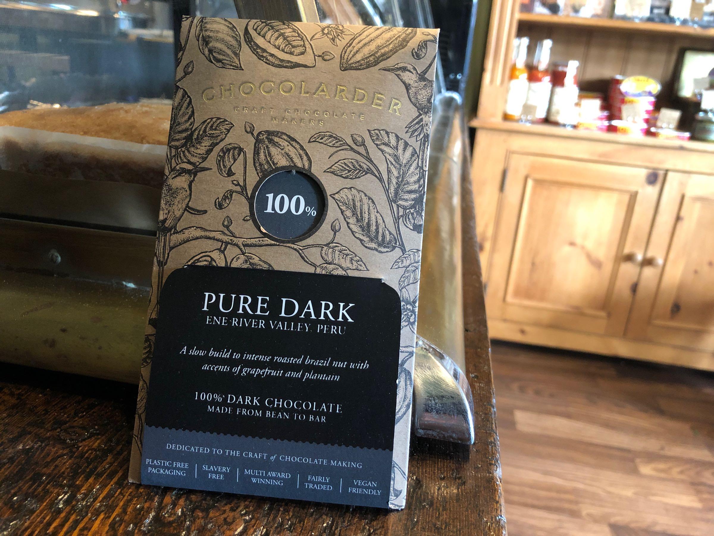 Chocolarder 100% Pure