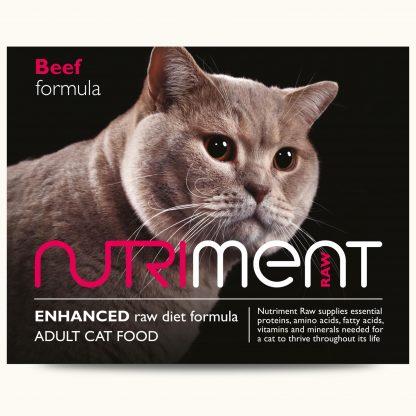 Nutriment Cat Formula