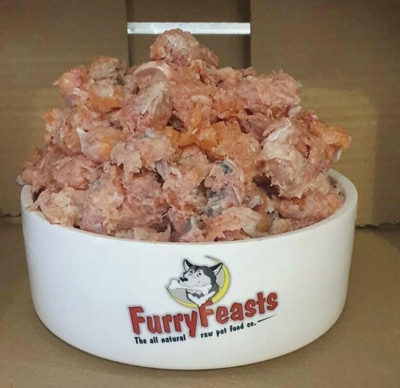 Lamb & Wild Salmon Complete - Furry Feasts