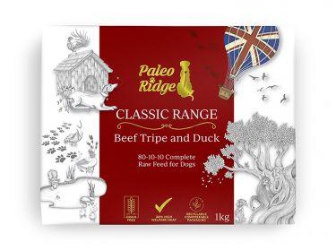 Beef Tripe & Duck Complete - Paleo Ridge
