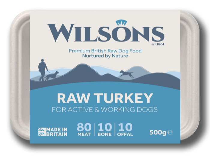 Wilsons Core Raw Turkey