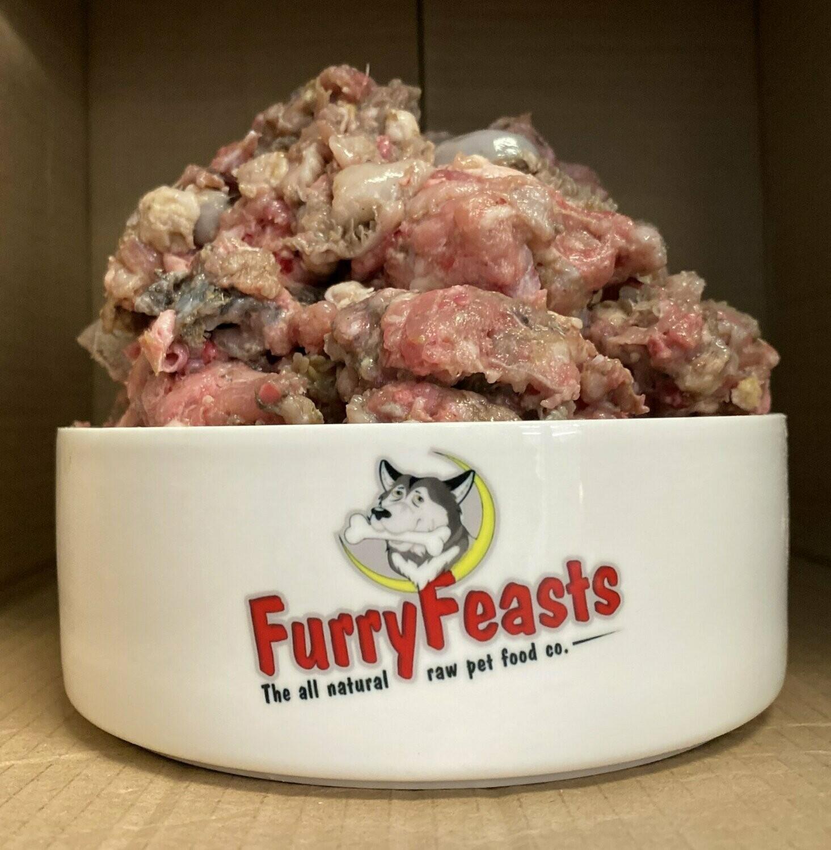 Chicken & Lamb Tripe Complete - Furry Feasts