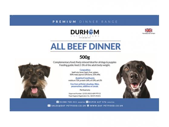 Beef Dinner Box  - DAF