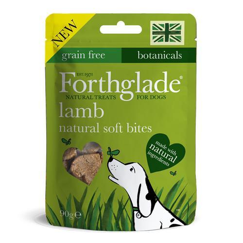 Forthglade Lamb Soft Bite Treats