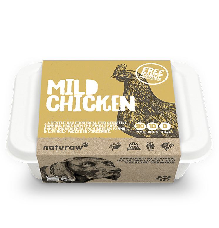 Naturaw Mild Chicken