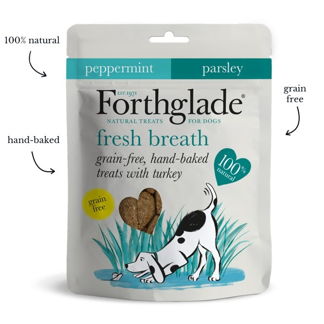 Forthglade Fresh Breath Treats