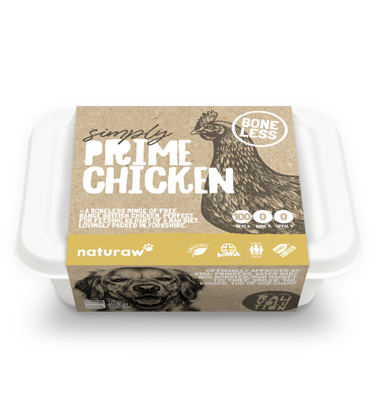 Naturaw Simply Prime Chicken