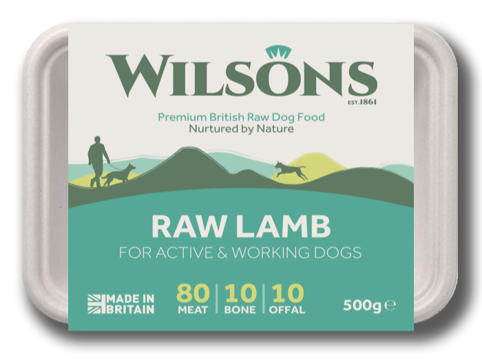 Wilsons Core Raw Lamb