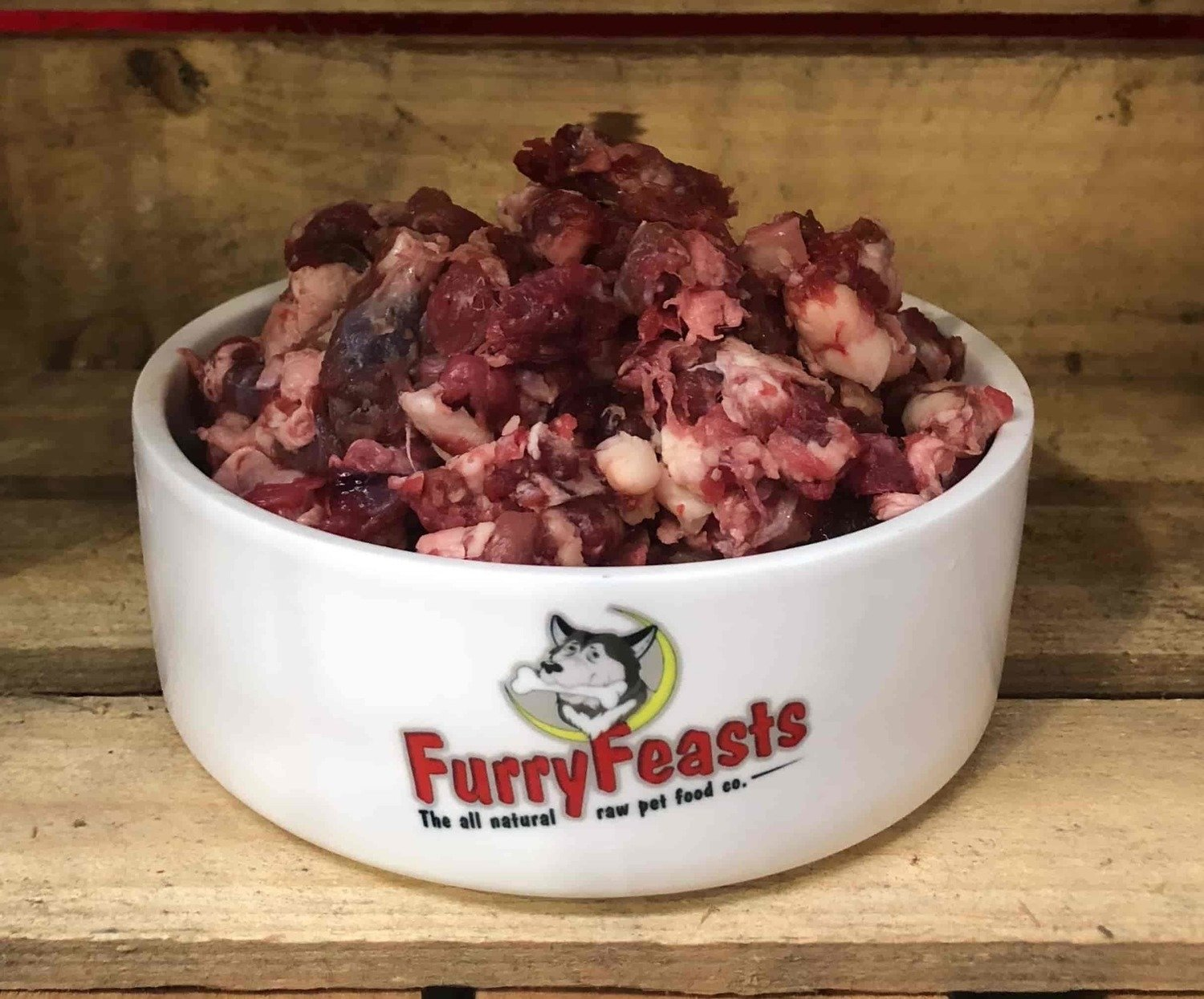 Beef Complete - Furry Feasts