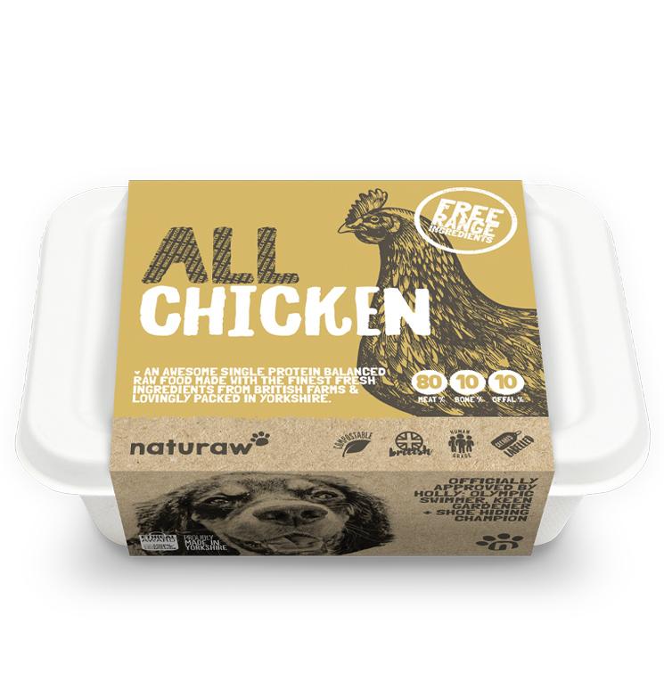Naturaw All Chicken